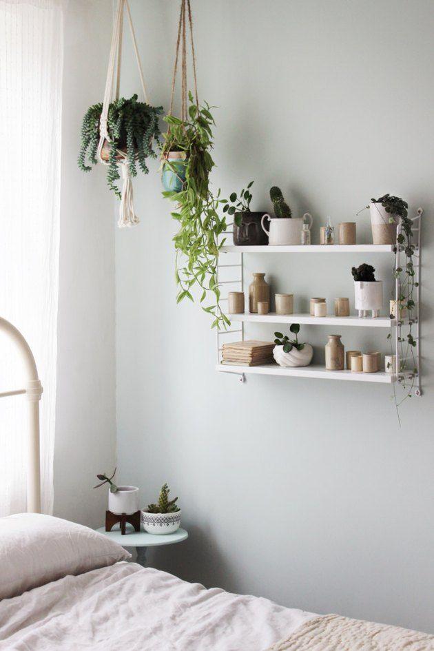 Thanks To These 9 Zen Bedroom Ideas You May Experience The Best Night S Sleep Ever Hunker Zen Bedroom Wall Decor Bedroom Calming Bedroom