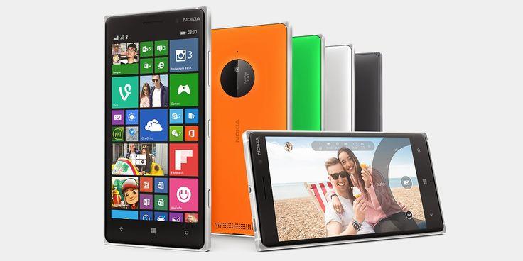 Nokia Lumia 830 - Spesifikasi Kelebihan Kekurangan