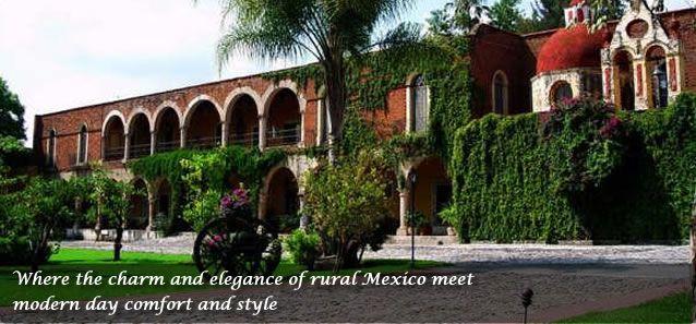Hacienda El Carmen Guadalajara, Jalisco  *1 hour away from encarnación de diaz, Jalisco (abuelita María Encarnación's birth place)