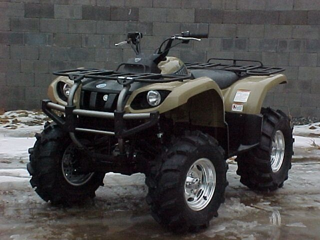 2003 Yamaha GRIZZLY 4-Wheeler , 560 miles for sale in Bethlehem, PA