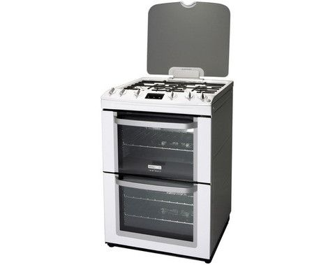 Electrolux EKG6046WN 60cm Freestanding Gas Cooker with