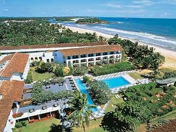 Neptune Hotel, Beruwela, Sri Lanka