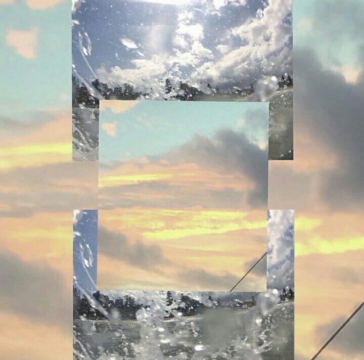 #sunshine #sunrise #beach #ocean #collage