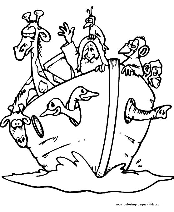 coloring pages for childrens bible stories 1 - Bible Coloring Pages Toddlers