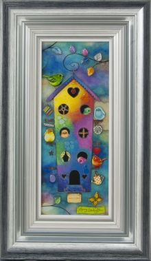 'Little birdhouse in your soul' is just delightful and a great size for Kerry Collectors running out of space!