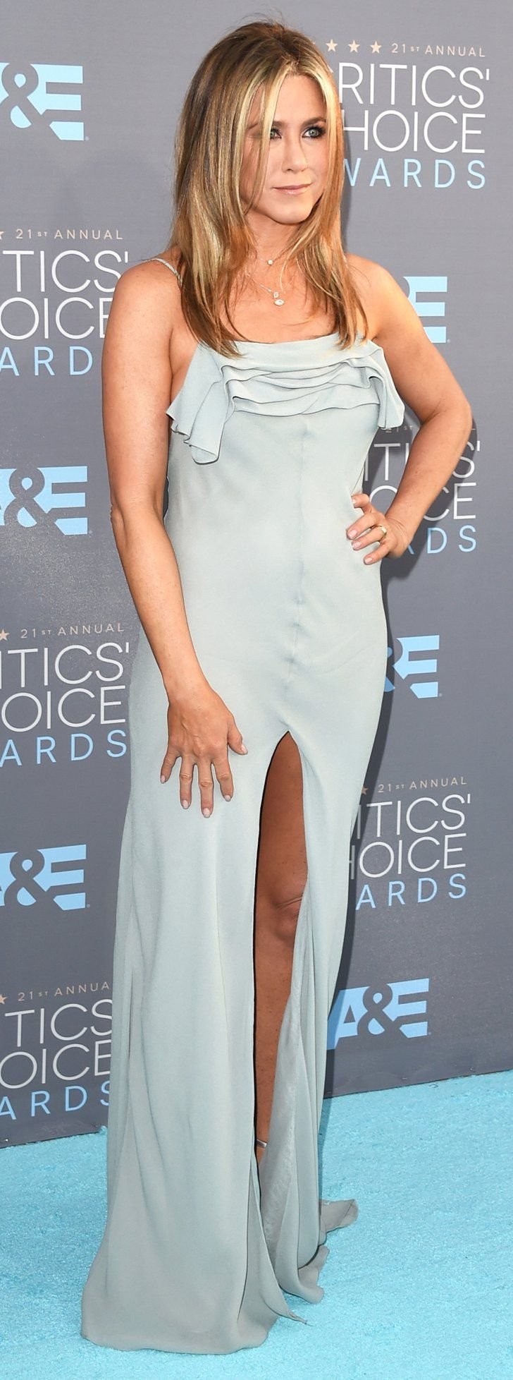 Pin for Later: The Sexiest Trend of All Dominated the Red Carpet at the Critics' Choice Awards