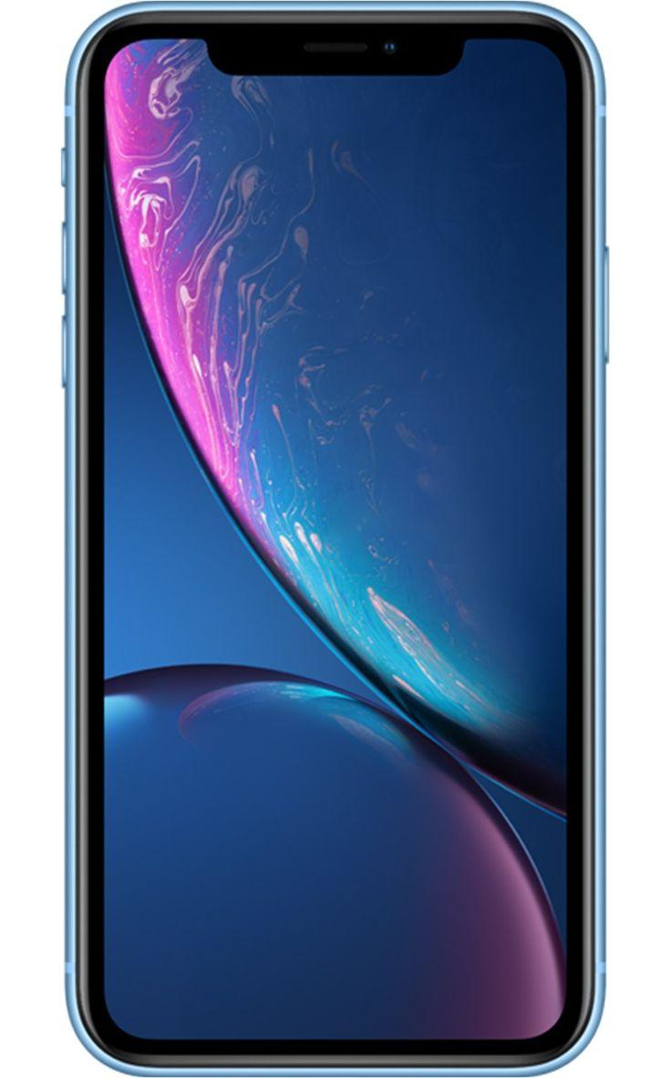 Apple iphone xr 3 colors in 64gb tmobile boost