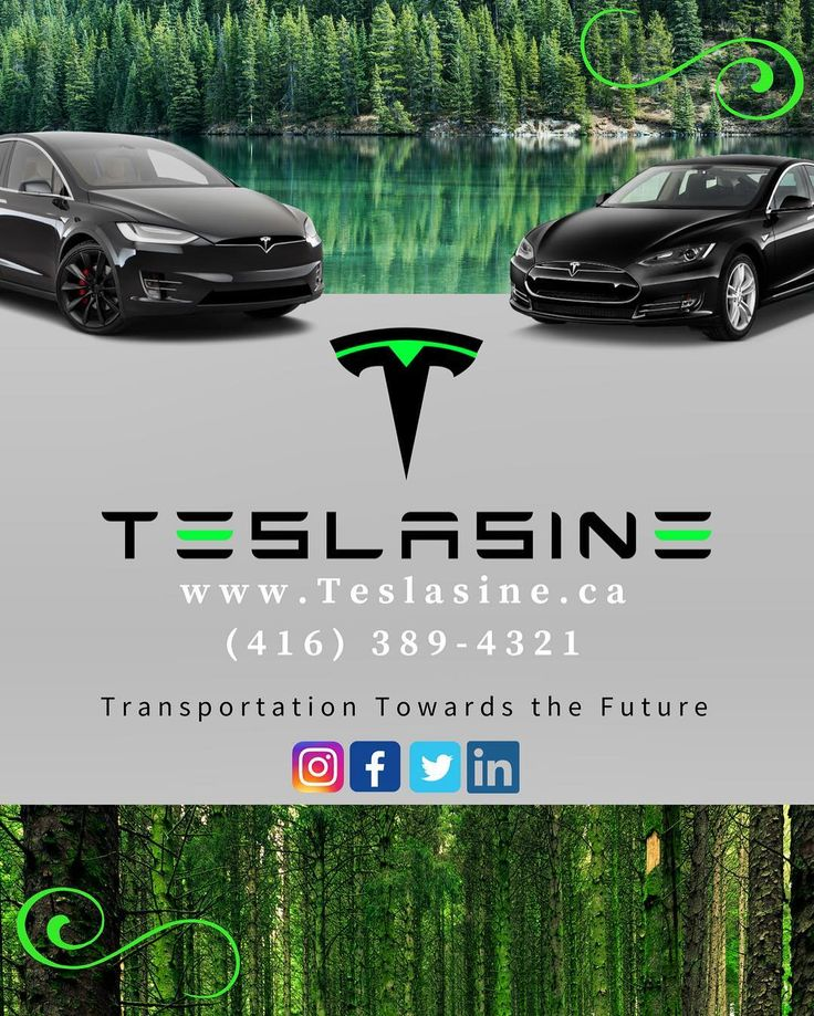 Eco-Friendly Car Service - Sign Up for An Account Before 01/01/18 @ www.Teslasine.ca and Save 15-20% Off All Your Rides #Teslasine #Ontario #RenewableEnergy #Electricity