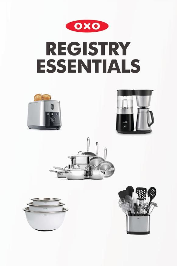 Best Wedding Registry Essentials Images On   Kitchen
