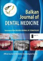Evaluation of Ergonomic Risks during Dental Work : Balkan Journal of Dental Medicine