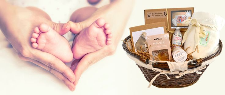 A little basket of awesome, for your little bundle of awesome... www.omgiftbaskets.com