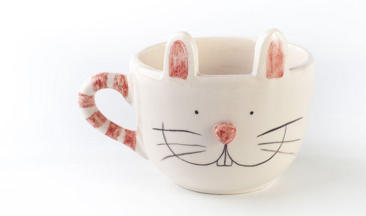 www.astralobjetos.com Bunny, Rabbit. Tazón de conejo. Ceramica hecha a mano -  Handmade ceramic, ceramics, clay, pottery