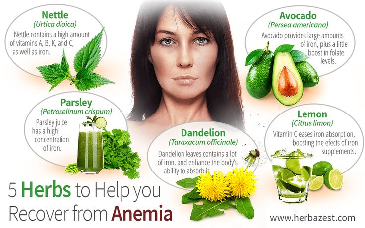 Anemia, or iron-poor blood, is a condition that affects millions of Americans. Find out which medicinal herbs are excellent for helping the body receive and absorb iron.