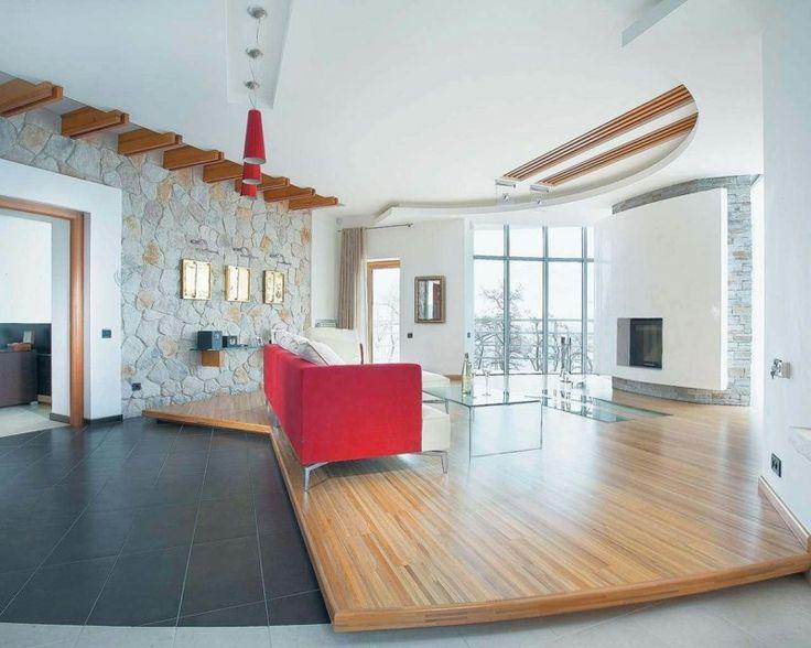 Die besten 25+ Wandgestaltung in steinoptik Ideen auf Pinterest - schiefer wandverkleidung wohnzimmer