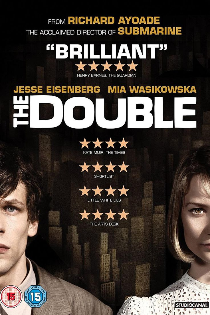 The Double (2013) | Movie night, here we come. If you're looking for great movies, look no further. I've compiled a list of fantastic films from the past ten years—critical favorites, award winners, and overlooked marvels from across the genres. These films are on their way to becoming must-sees for the next generation. If you're looking for a list of already-recognized classics, check out my list of 50 Classic Movies Everyone Should Watch in Their Lifetime. It's also full of cinematic