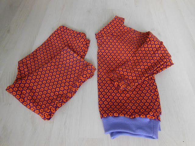 Pyjama broek patroon 2 - 3 jaar - Twee emmerkes water