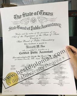 Fake State of Texas CPA certificate http://www.bestdiploma1.com/  Skype: bestdiploma Email: bestdiploma1@outlook.com whatsapp:+8615505410027 QQ:709946738