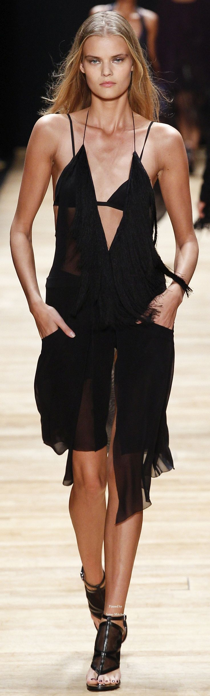 www.2locos.com Barbara Bui Collection Spring 2016 Ready-to-Wear