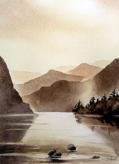 Autumn Hues Ullswater