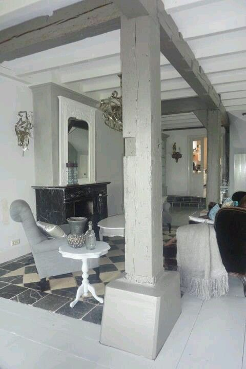 Klooster interieur