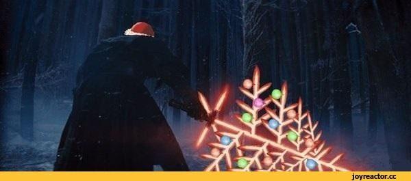 Звездные Войны,приколы star wars,фэндомы,Световой меч,гарда,новый год,лучшие приколы про новый год 2012 - новогодние поздравления, комиксы и новогодние картинки, шутки и юмор,как же это заебало
