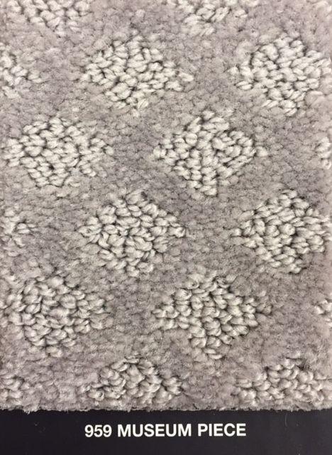 Master Suite Carpet Mohawk Sonar 959 Museum Piece