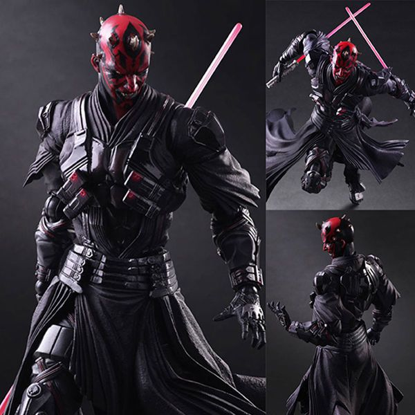 Play Arts Kai Darth Maul Variant Star Wars Action Figure Square Enix  PRE-ORDER