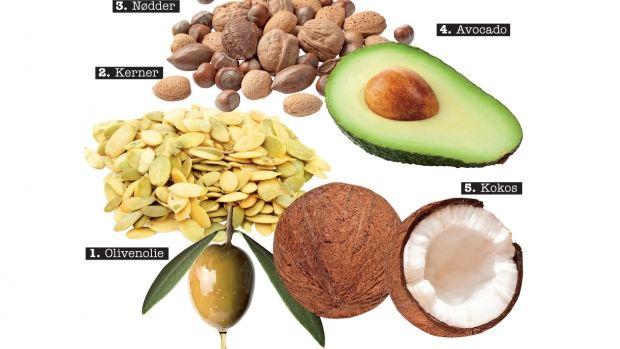 Få flad mave med overraskende fødevarer
