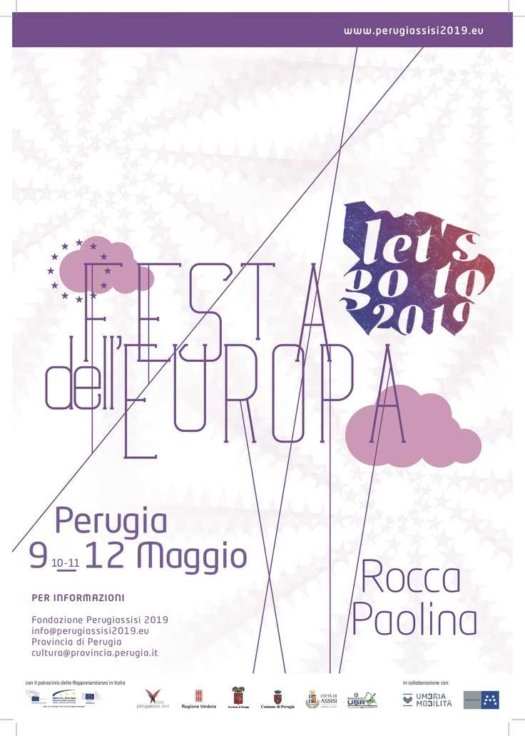 Let's go to 2019_Festa dell'Europa