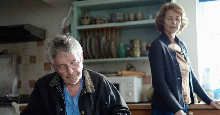 Charlotte Rampling and Tom Courtenay play a couple whose union is unexpectedly complicated by the discovery of the husband's long-dead former girlfriend in a glacier.