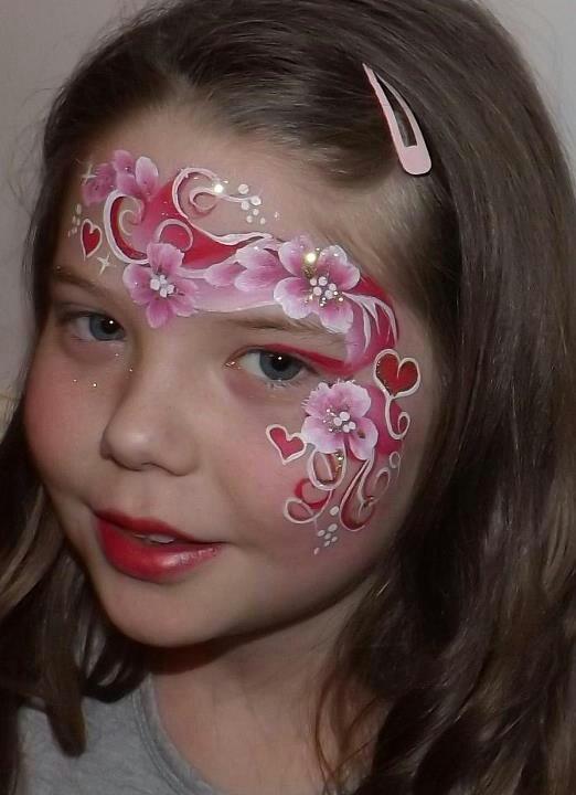 Nicole White Valentine Day design