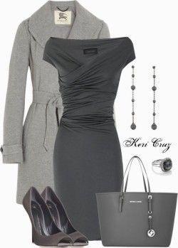 Fin klänning