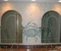 Русалки - туалетная комната, Западный Спригфилд