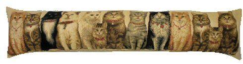 Feline Draft excluders