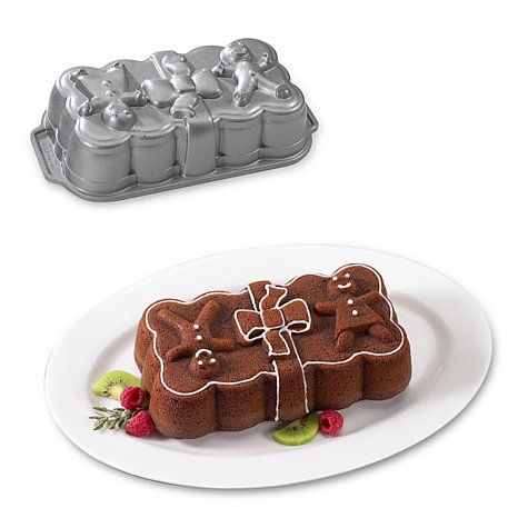 Nordic Ware Gingerbread Loaf Pan At Hsn For The Love Of