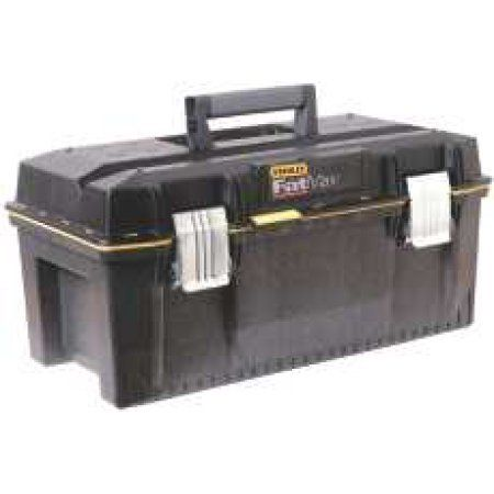 Stanley Fatmax Structural Foam Tool Box, 23 In., Black