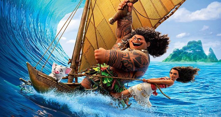 Spanking New Trailer For MOANA Is HERE!