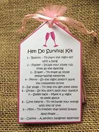 Image result for travel survival kit gift funny