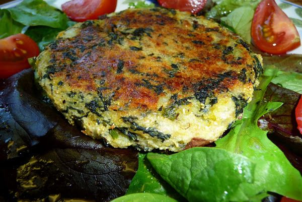 Easy Cooking Recipes | Spinach and Potato Cakes | veggies | Pinterest ...