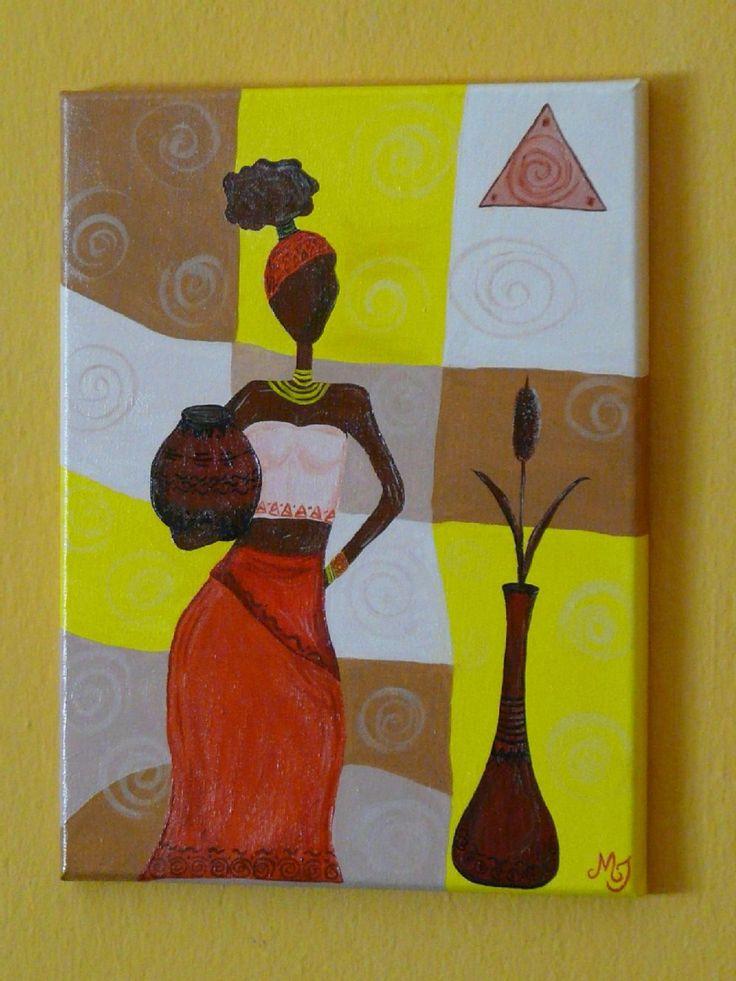 Afrikai nőcis Mamának