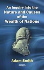 Inquiry Into The Nature & Causes Of The Wealth Of Nations Vol 1  Hard Bound