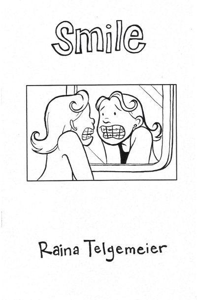 Cover for Smile (Raina Telgemeier, 2004 series) #[nn]