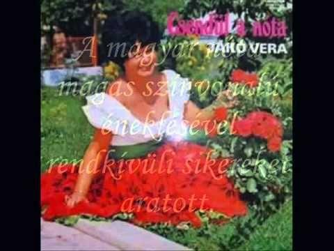 Jákó Vera - Ne szidjatok soha engem - YouTube