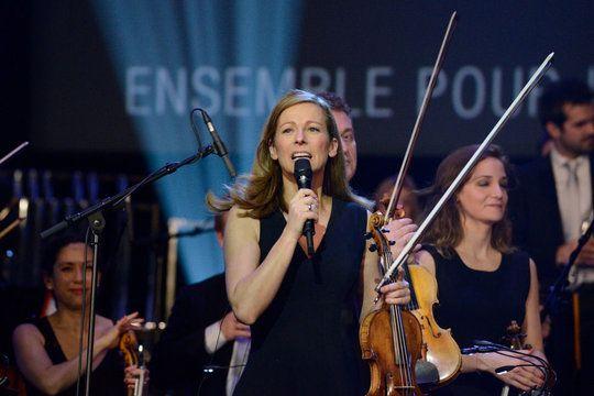 Anne Gravoin: la femme de Valls, une musicienne médiocre?