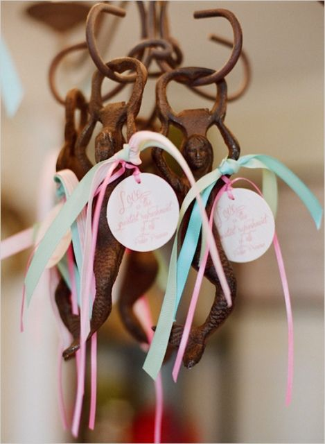 Mermaid Bridal Shower Ideas For Fairytale Lovers                                                                                                                                                                                 More