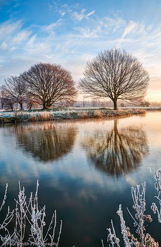Frosty Dawn @ Dedham