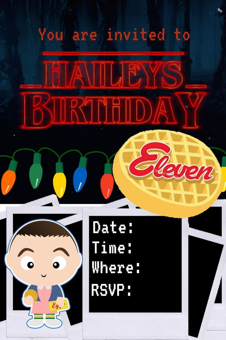 See how we celebrated my eleven year old's birthday Stranger Things style. We love using the 80's vide along with adding fun elements of the show.
