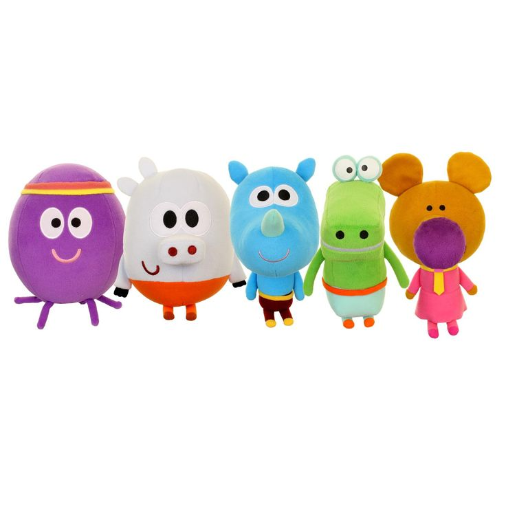 These adorable Hey Duggee soft plush toys are perfect to take with you on all your fun adventures! From Kiddicare.com