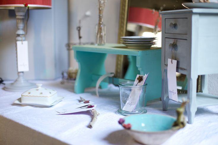 Shabby Chic und Vintage Möbel