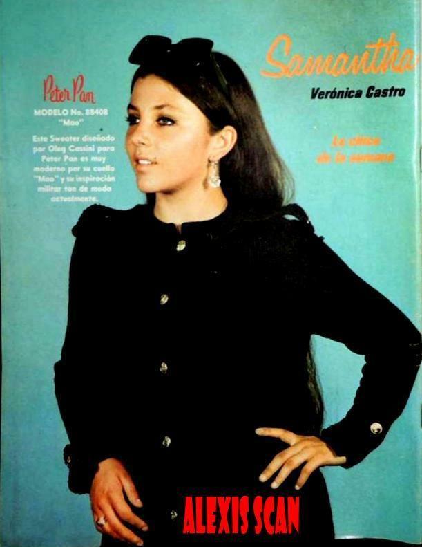 Veronica Castro Samantha Chicas | Comunidad de Verónica Castro #VroMuseo #Vrocastroficial #VeronicaCastro
